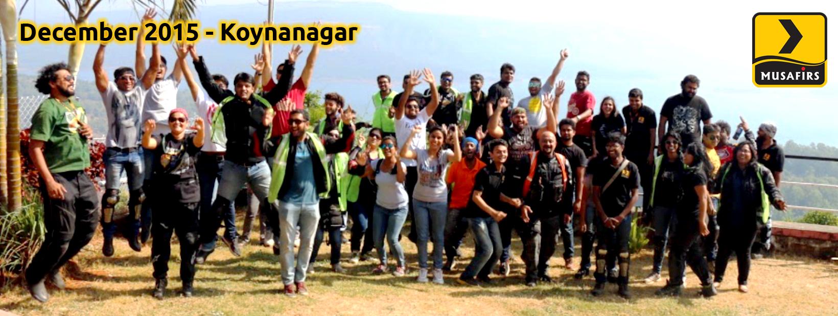 December 2015 Koynanagar