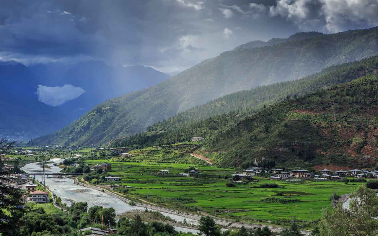 To The Land Of Happiness Bhutan The Musafirs Motorcycle
