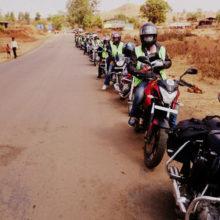 Musafirs ride to Mokhada
