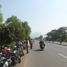 Ride to Kamshet