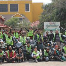 Ride to Mahabaleshwar, Panchgani