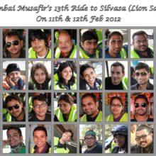 Musafirs Ride To Silvasa