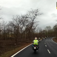 Ride to Shivneri and Lenyadri(Junnar)