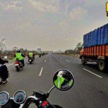 Musafirs ride to Silvassa