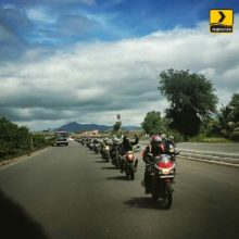 Musafirs Ride to Panchgani